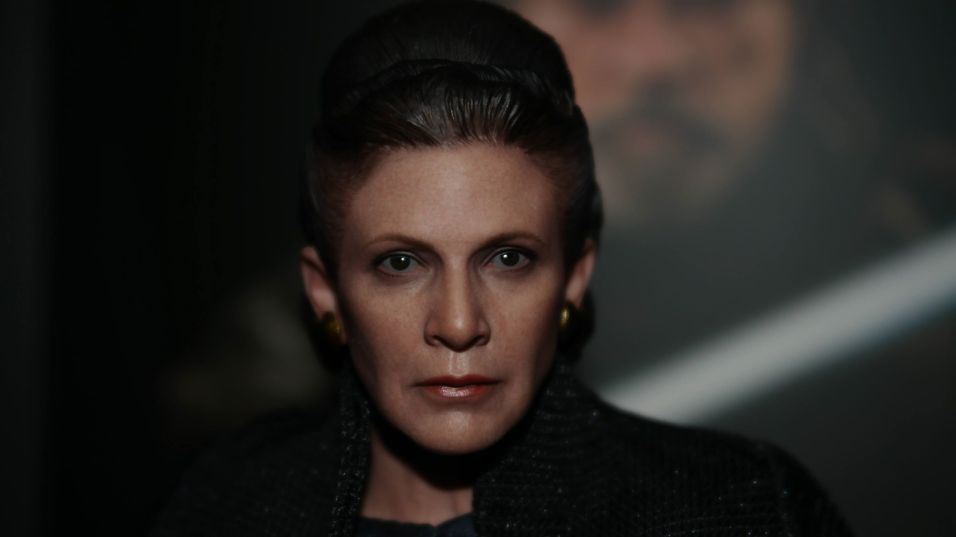 hot toys general leia organa review 10