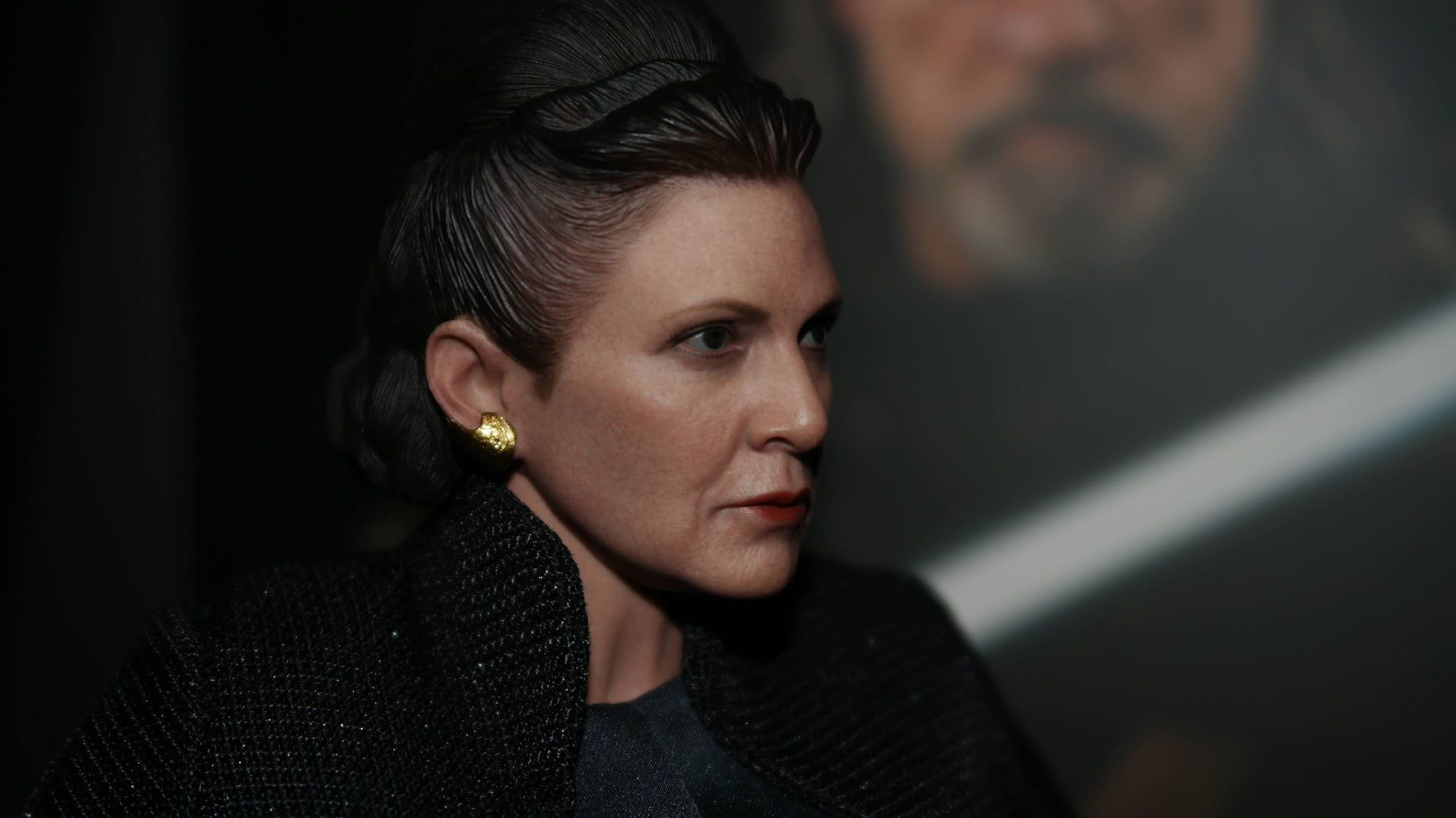 hot toys general leia organa review 12