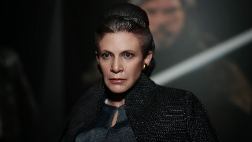 hot toys general leia organa review 16