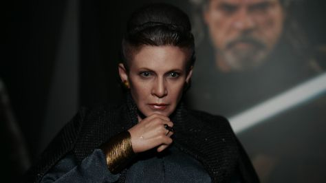 hot toys general leia organa review 17