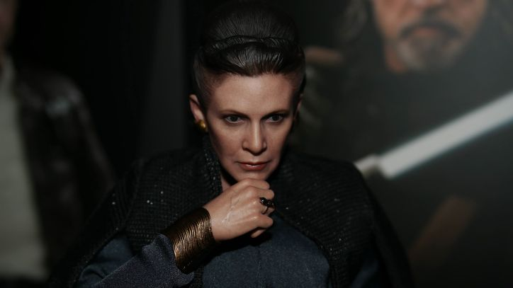hot toys general leia organa review 18
