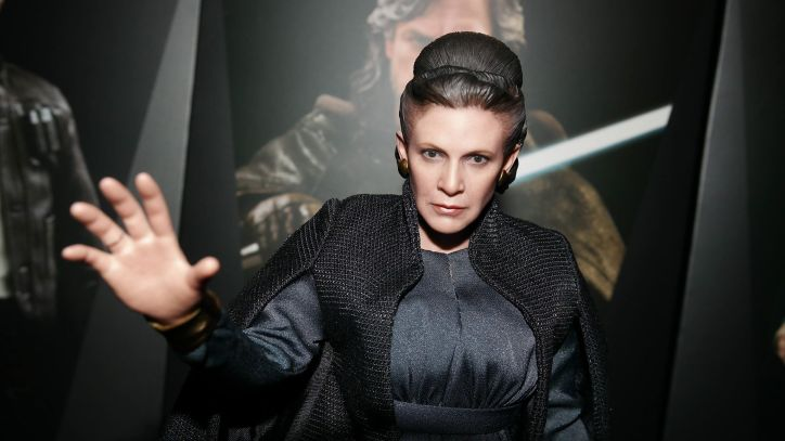 hot toys general leia organa review 20