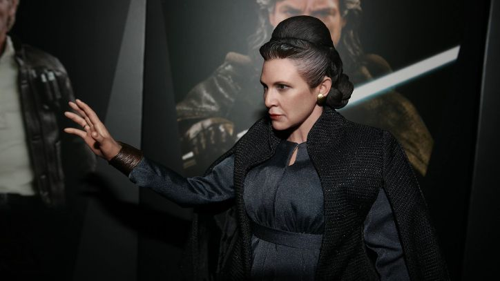 hot toys general leia organa review 21