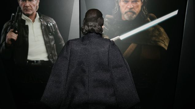 hot toys general leia organa review 28