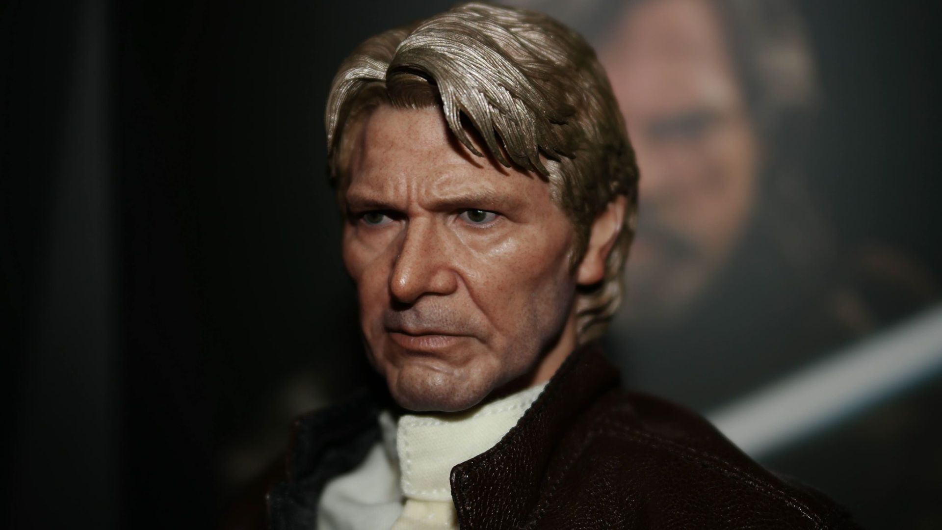 Hot Toys Review    Han Solo - Star Wars: The Force Awakens (MMS374)