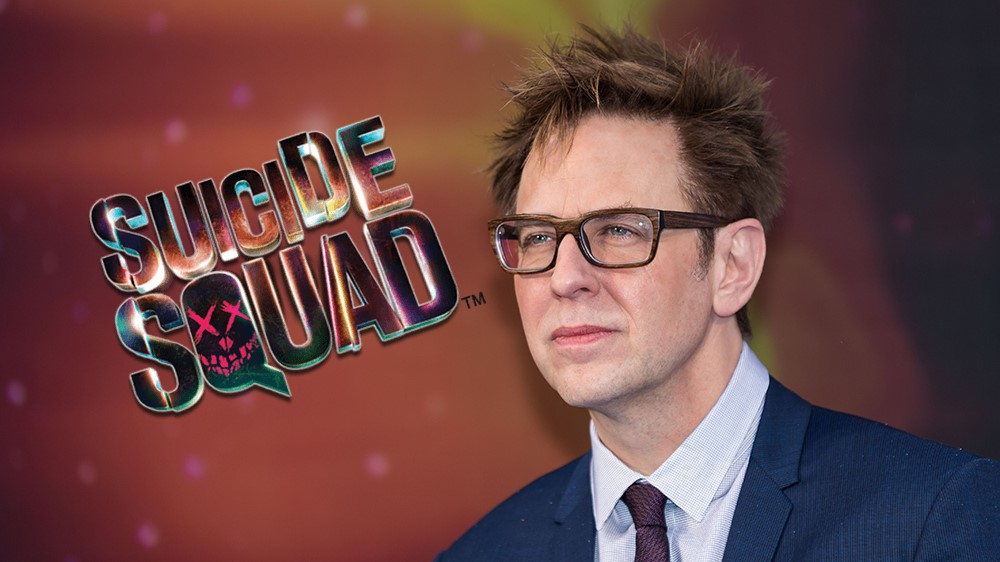 Suicide Squad   James Gunn Officially signs on to direct 'The Suicide Squad'