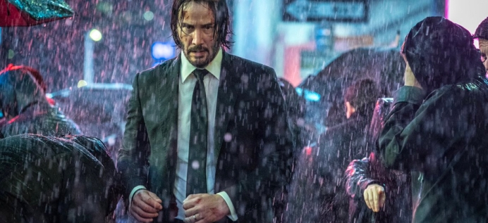 Keanu Reeves is On the Run in the All-New John Wick: Chapter 3 – Parabellum Trailer