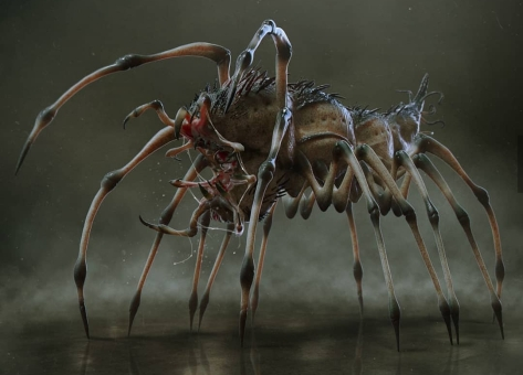 The Predator | New Concept Art Reveals a Menagerie of Predator Hybrids