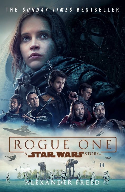 Book Review   Rogue One: A Star Wars Story