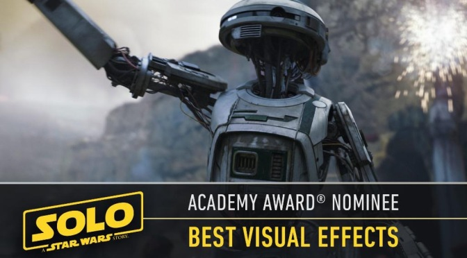 Oscars 2019 | Solo: A Star Wars Story Nominated For Best Visual Effects