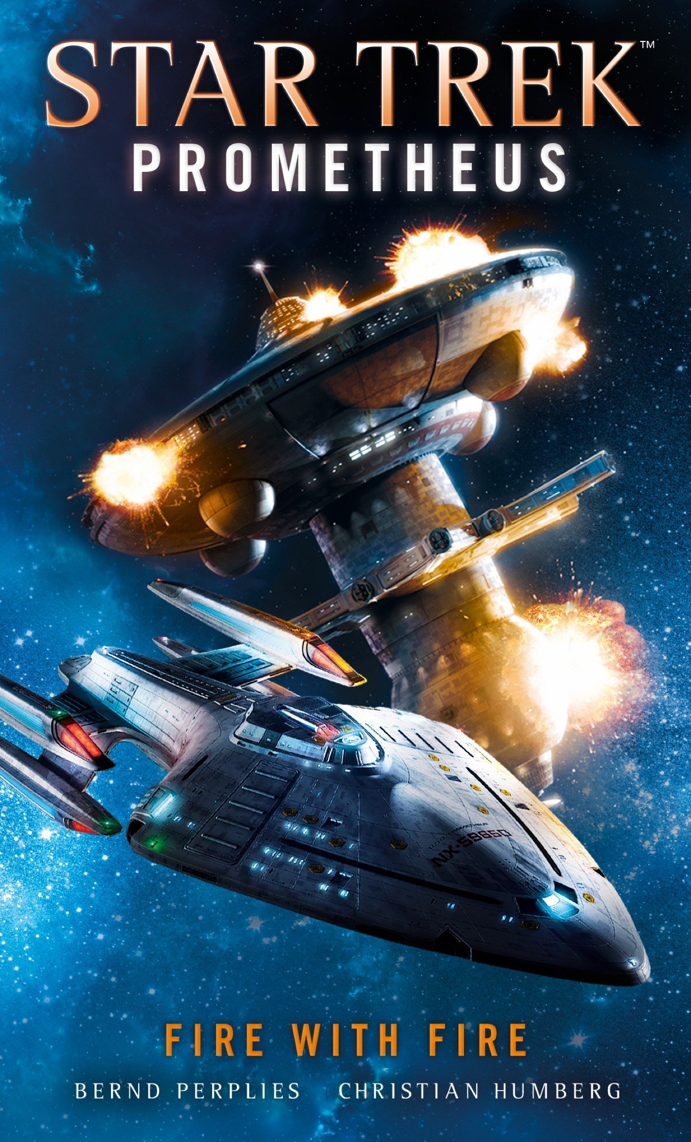 Book Review   Star Trek Prometheus: Fire With Fire