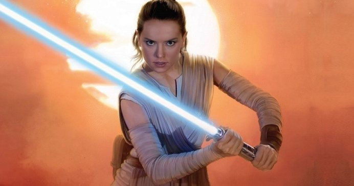 Star Wars | Should Rey Have a Double Lightsaber in Episode IX?