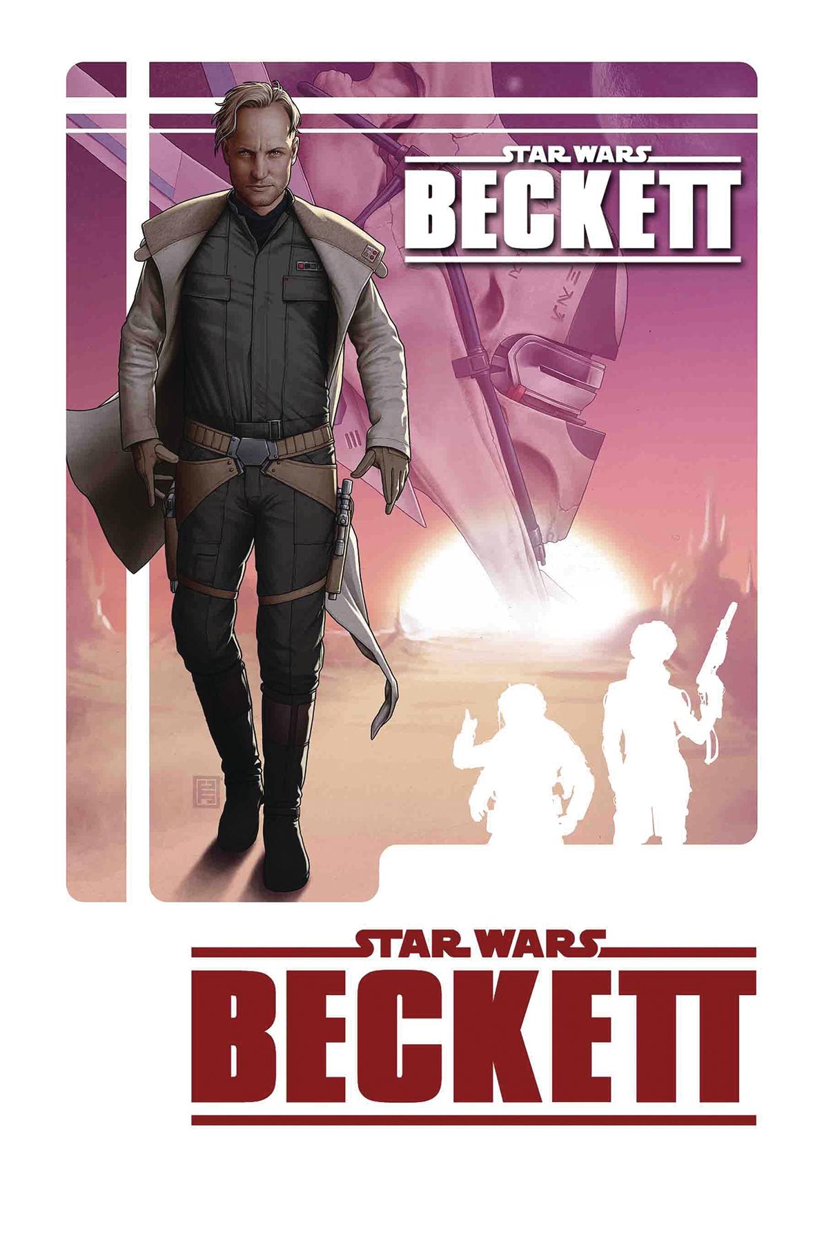 Comic Review   Star Wars: Beckett