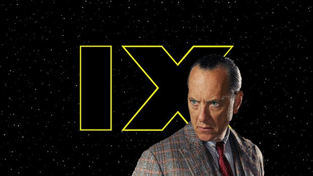Episode IX   Will Richard E. Grant Be Playing a Very Familiar Character?