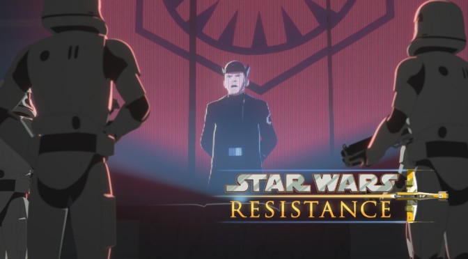 Star Wars: Resistance Renewed for a Second Season