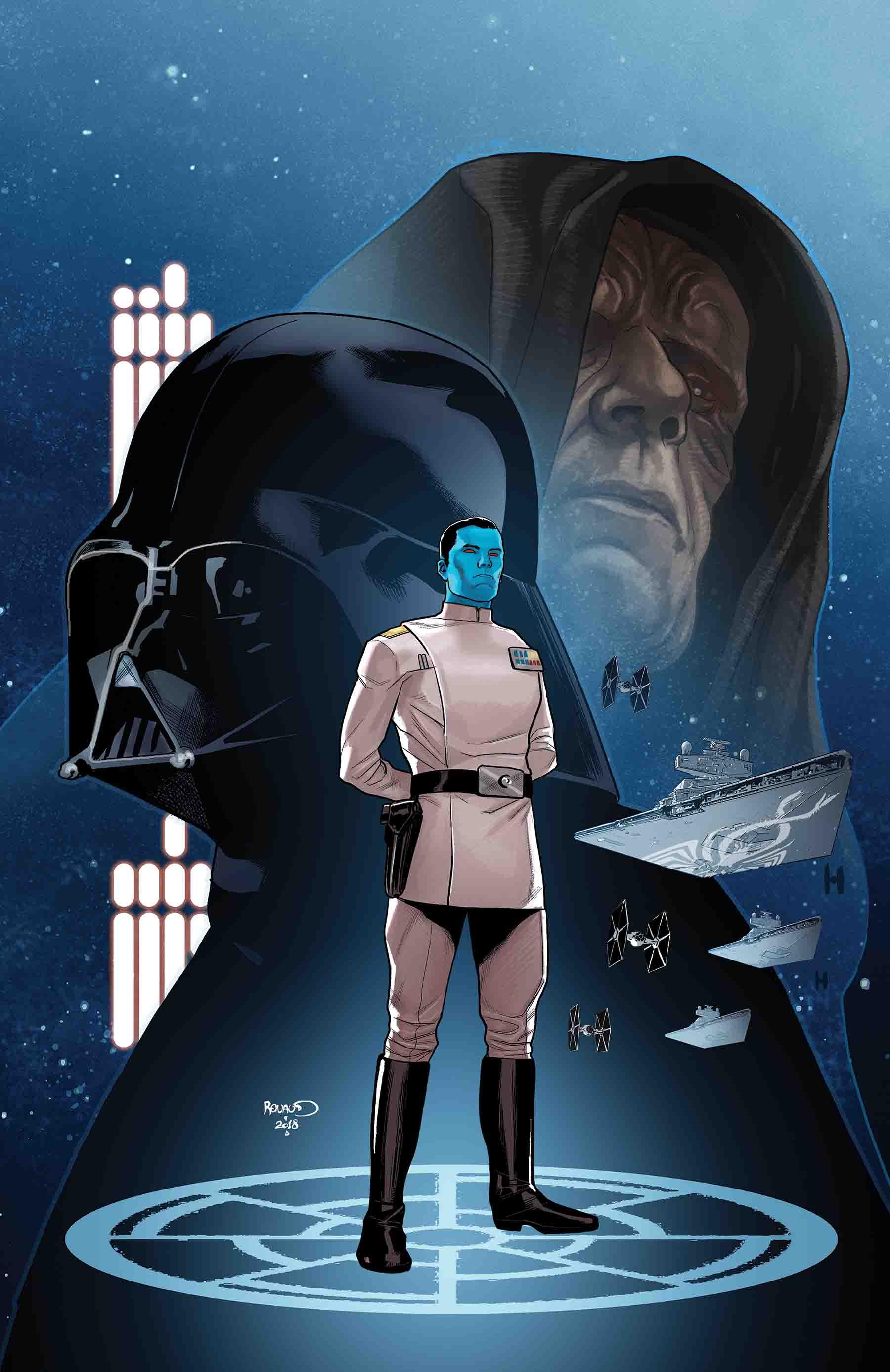 Comic Review   Star Wars: Thrawn