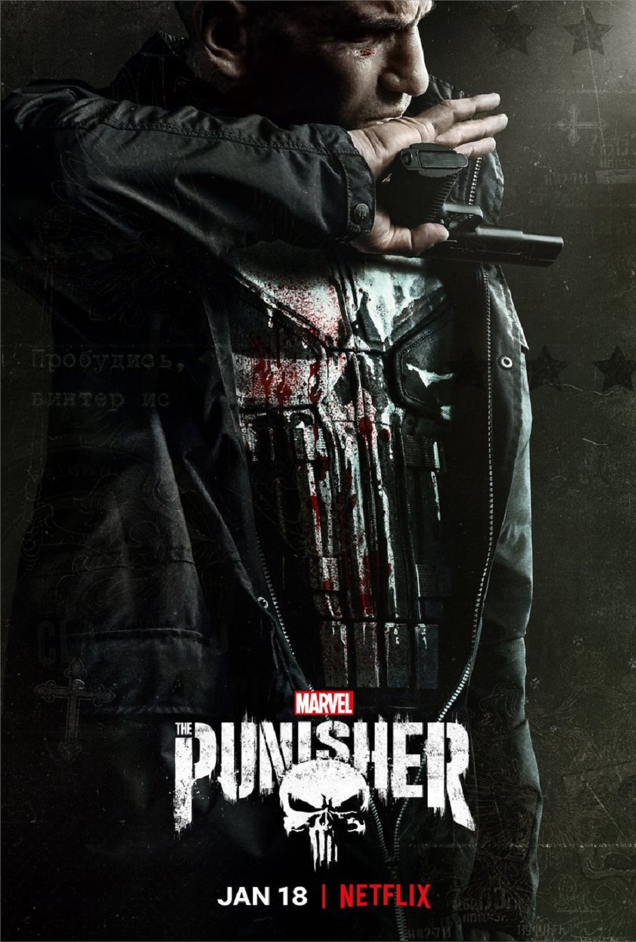 The Punisher | Awesome New Season 2 Poster