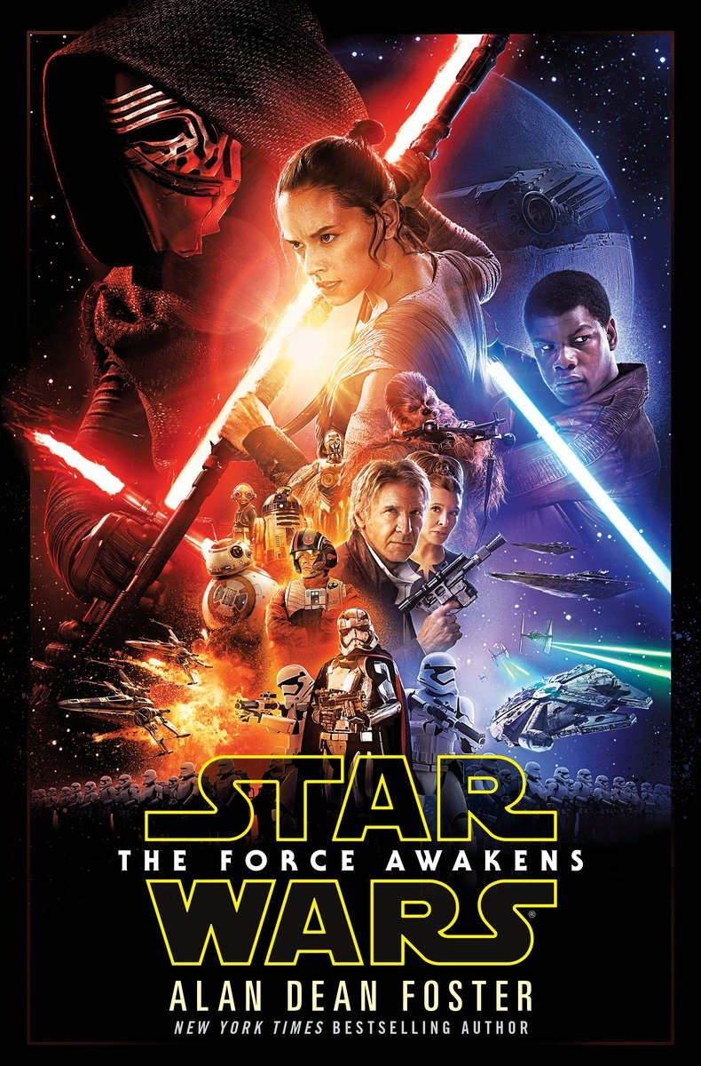 Book Review | Star Wars: The Force Awakens