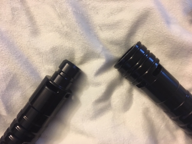 Ultrasaber Review | Dual Connector & Color Changing Disks