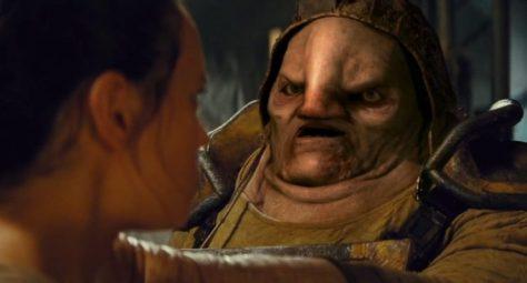 unkar plutt confronts rey