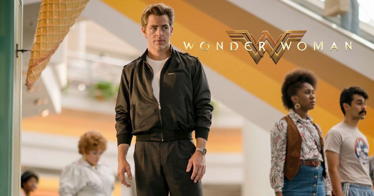 Wonder Woman 1984   The End is Near for Steve Trevor