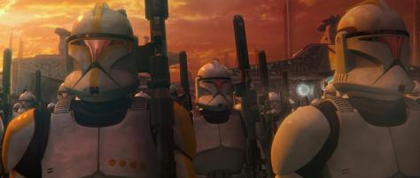 Top Five: | Star Wars Episode II: Attack of the Clones