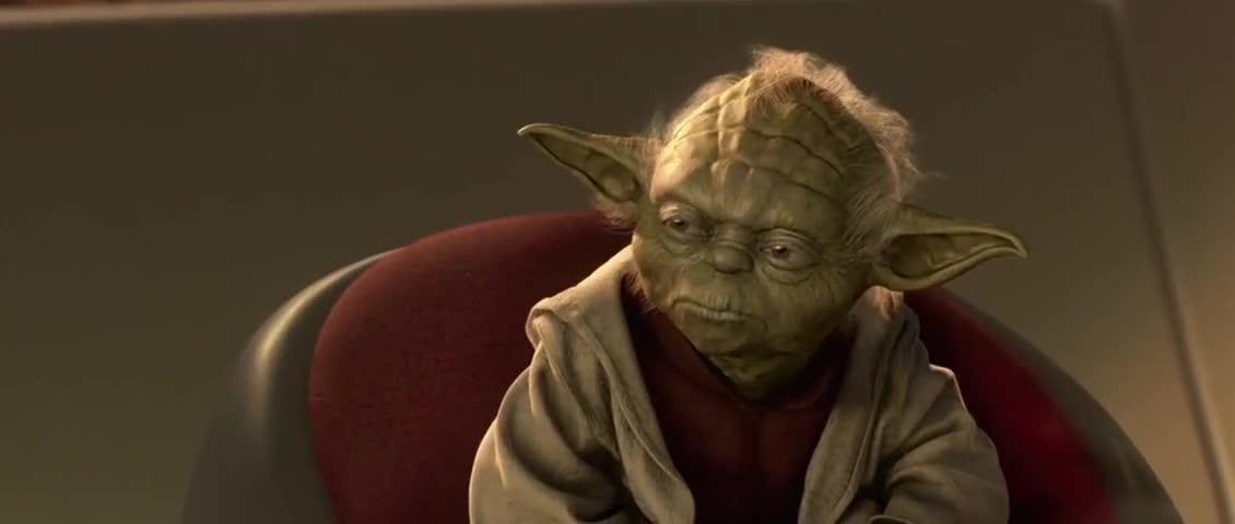 Attack of the Clones - Yoda