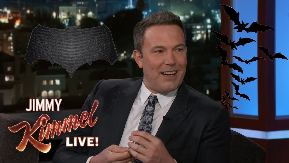 """I'm Not Batman!"" 