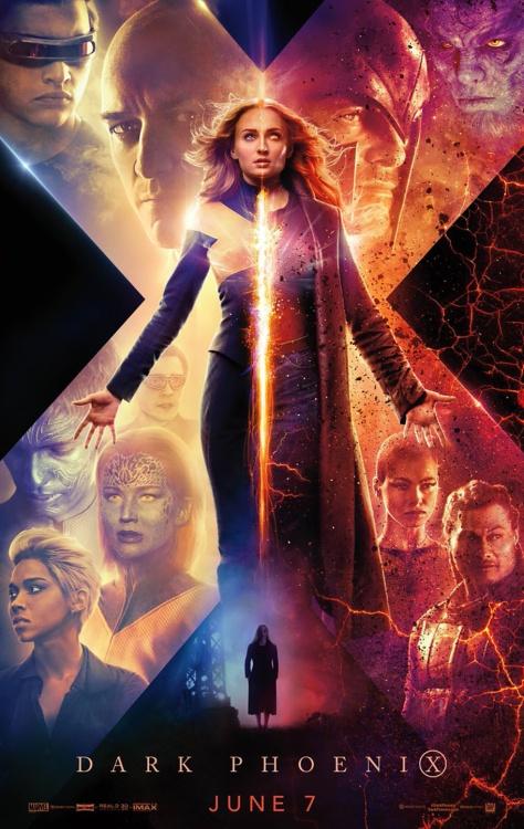 X-Men | New Dark Phoenix Poster Unveiled