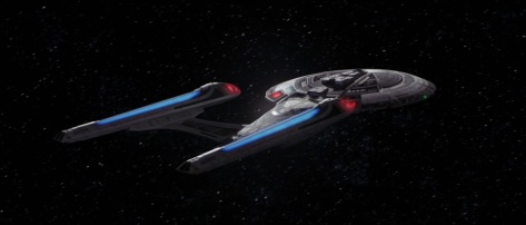 New Star Trek Animated Series being considered at Nickelodeon
