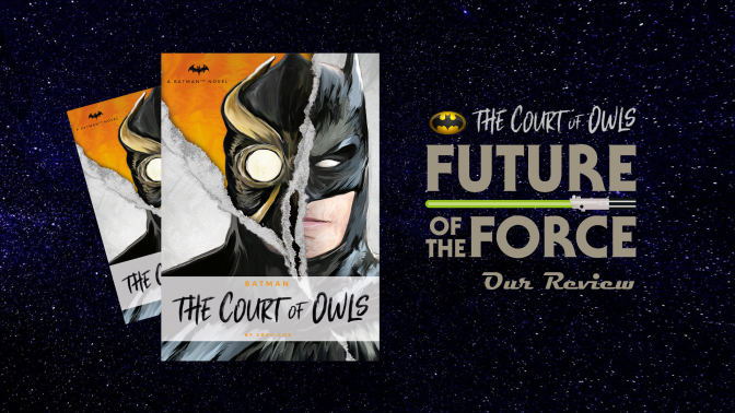 Book Review | Batman: The Court Of Owls