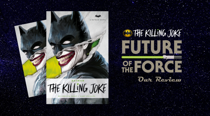 Book Review | Batman: The Killing Joke (Paperback Edition)