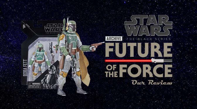 Black Series Archive Review   Boba Fett (Star Wars: The Empire Strikes Back)