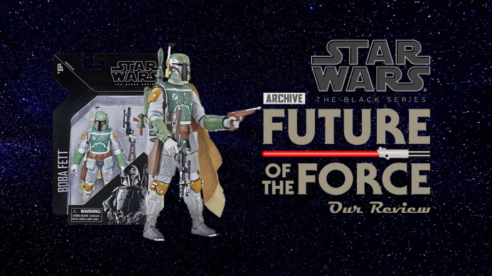 Black Series Archive Review | Boba Fett (Star Wars: Empire Strikes Back)
