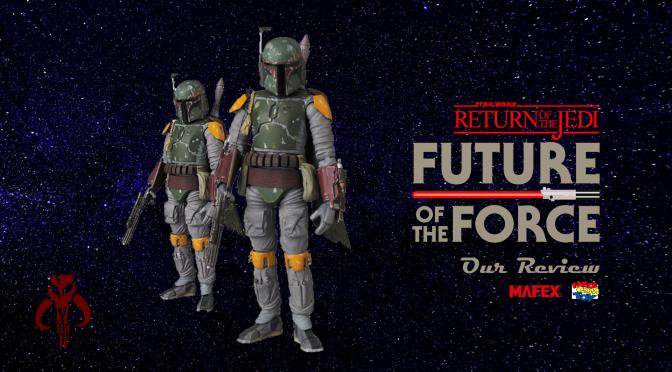 Mafex Review | Boba Fett (Star Wars: Return of the Jedi)