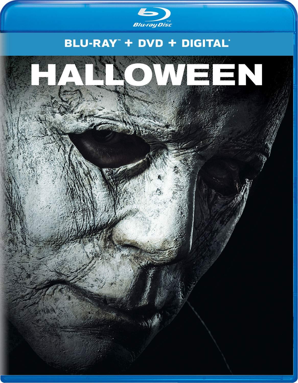 Halloween Blu-Ray Cover