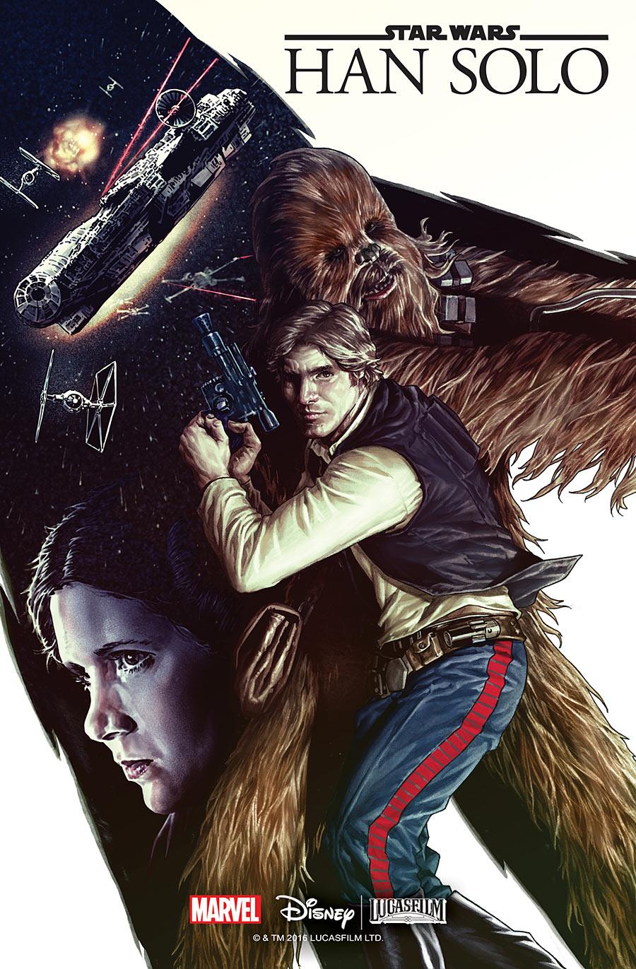 Comic Review | Star Wars: Han Solo