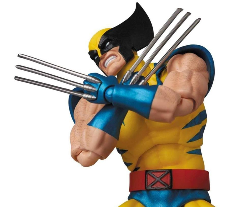Mafex News | Wolverine and the X-Men are Coming
