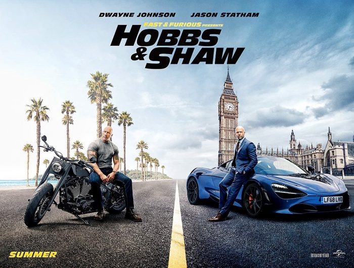 Hobbs & Shaw | Fast & Furious Presents...Lethal Weapon 2019?