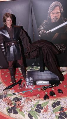 Hot Toys Anakin Skywalker Review 6