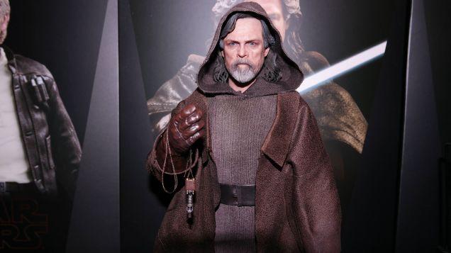 Hot Toys Luke Skywalker Review 15