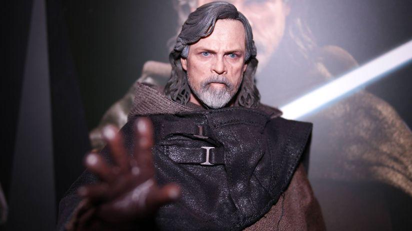Hot Toys Luke Skywalker Review 20