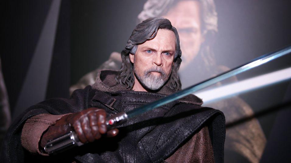 Hot Toys Luke Skywalker Review 24