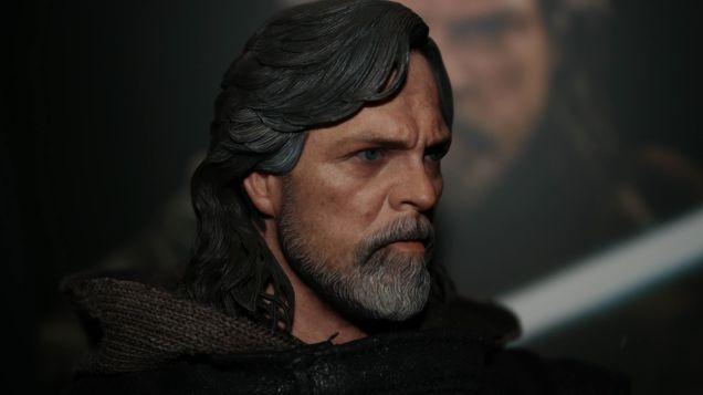 Hot Toys Luke Skywalker Review 28