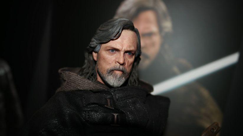 Hot Toys Luke Skywalker Review 35