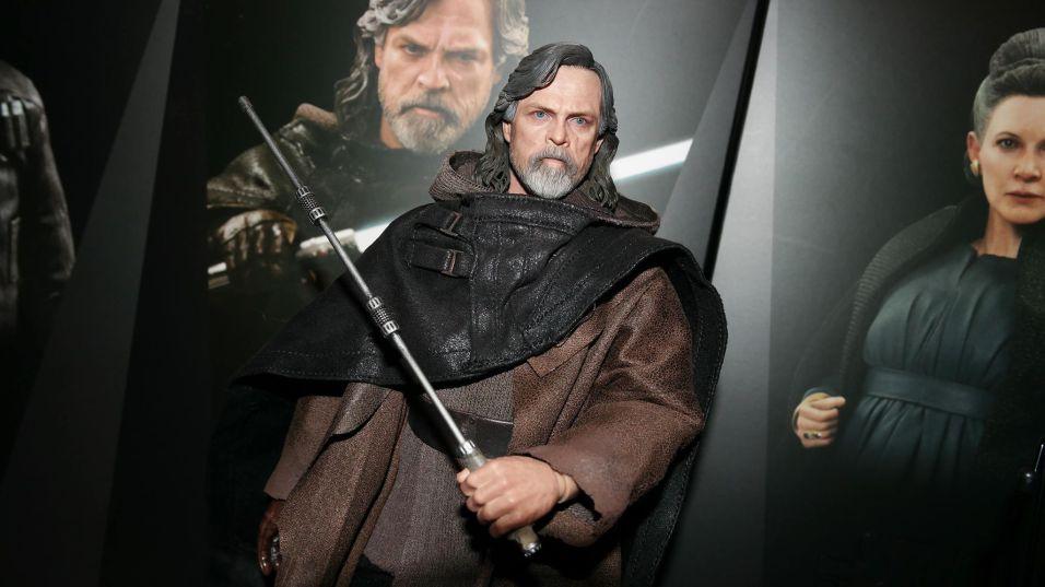Hot Toys Luke Skywalker Review 36