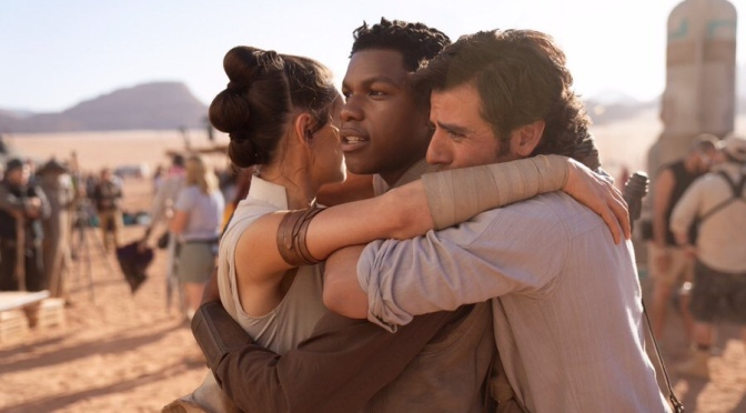 Episode IX | And That's a Wrap