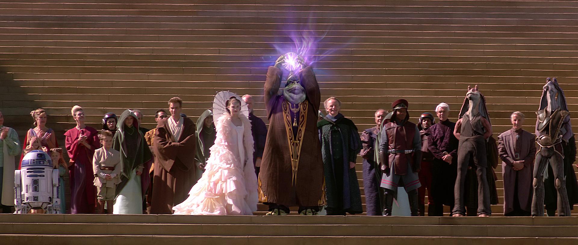 Peace - Star Wars The Phantom Menace