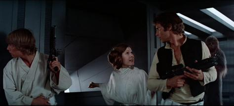 Top Five | Star Wars: A New Hope