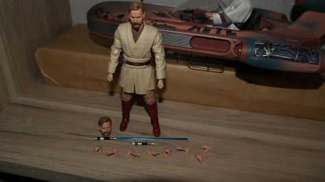S.H. Figuarts Review | Obi-Wan Kenobi (Star Wars: Revenge Of The Sith)